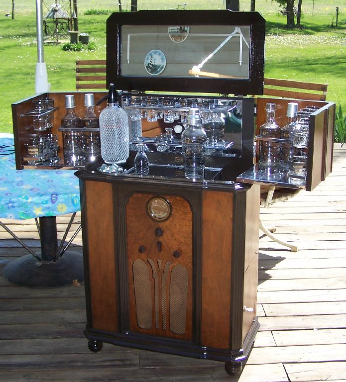 Antique Radio Forums View Topic Radio Bar Photos